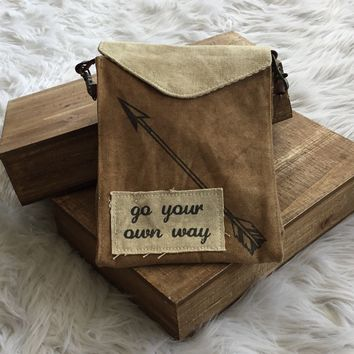 Your Own Way Bag