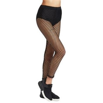 Fishnet Legging