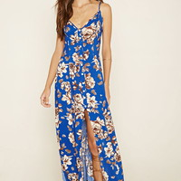 Lovecat Rose Maxi Dress