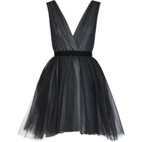 Alice + Olivia Princess layered tulle dress