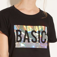 Local Heroes Basic Holo Tee