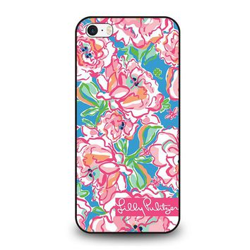 LILLY PULITZER CHARMS iPhone SE Case Cover