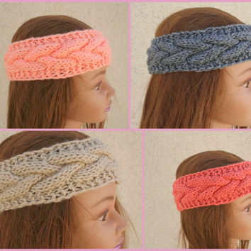 Hair Turban Headband Yoga Hair Workout Headband  Head Scarf Accessories Hair Headband Stretch Twisted Turban Headband - By PIYOYO