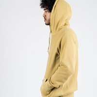 Natural Dyed Hoodie Fleece