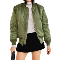 Bomber Jacket [more colors]
