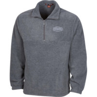 The Ultimate Fan Of The New England Patriots Embroidered 1/4 Zip Fleece Pullover