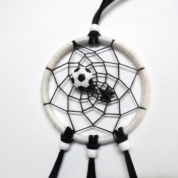 Soccer Star dream catcher