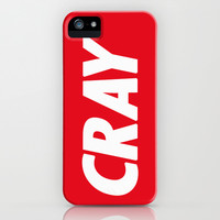 Cray Obey iPhone & iPod Case by RexLambo