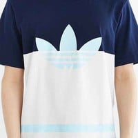 adidas Originals Colorblock Trefoil Tee-