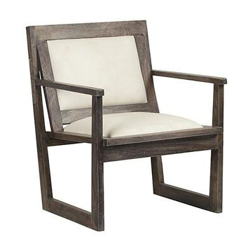 Bengal Manor Mango Wood Accent Chair