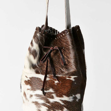 Whipstitch Bucket Bag - Urban Outfitters