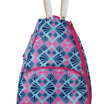 Summer Rays Tennis Backpack