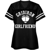 Trendy Football Girlfriend Replica Mesh Football Jersey