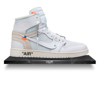 Nike x Off-White Air Jordan 1 Retro High 'NRG White'
