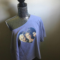Hocus Pocus Off The Shoulder Tee Shirt Top