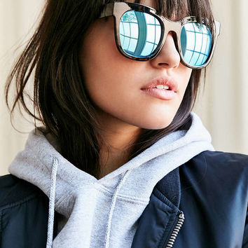 Quay Sagano Square Sunglasses - Urban Outfitters