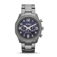 Foreman Chronograph Watch, Smoke