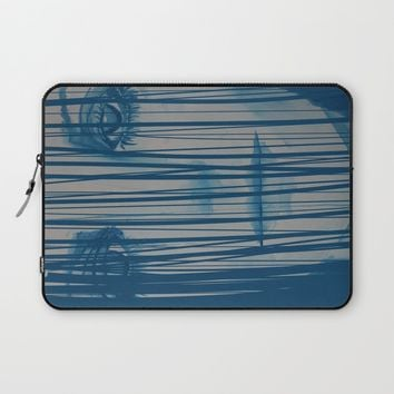 Blue Mind Laptop Sleeve by IN LIMBO ART | Society6
