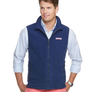 Fleece Harbor Vest