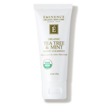 Eminence Organic Skin Care Tea Tree and Mint Hand Cleanser - Dermstore