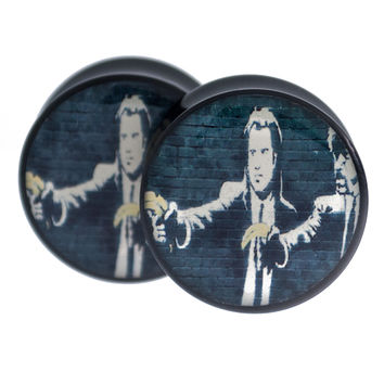Banana Pulp Fiction Plugs (6mm-25mm)