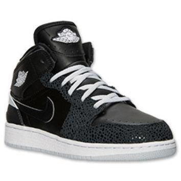 Boys' Grade School Air Jordan 1 Retro '86 Basketball Shoes