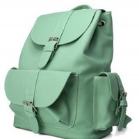 Chicwish Mint Backpack - New Arrivals - Retro, Indie and Unique Fashion