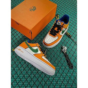 Dragon Ball Z x Nike Air Force 1 Low Fashion Shoes