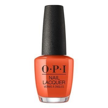 OPI Nail Lacquer - Suzi Needs a Loch-smith 0.5 oz - #NLU14