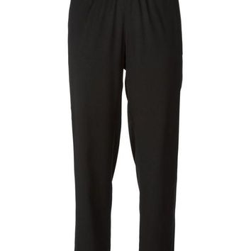 DCCKIN3 T By Alexander Wang slim tapered track pant