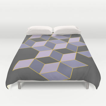 Off Color Duvet Cover by DuckyB (Brandi)
