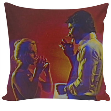 Smoking VHS [Couch Pillow]