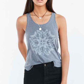 Truly Madly Deeply Washed + Worn Graphic Tank Top