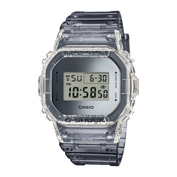 Transparent DW-5600 Digital Watch