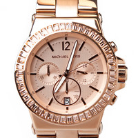 Michael Kors Dylan Watch in Metallic Gold