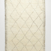 Hand-Knotted Pathway Rug