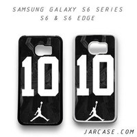 Air Jordan Slam dunk Phone case for samsung galaxy S6 & S6 EDGE
