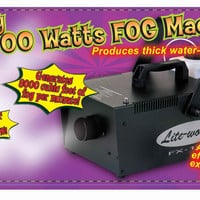 Halloween Party Decorations Fog Machine 1000W