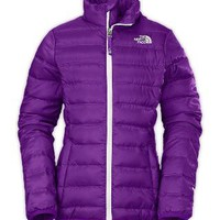 The North Face Girls' Jackets & Vests GIRLS' INVERSE DOWN JACKET