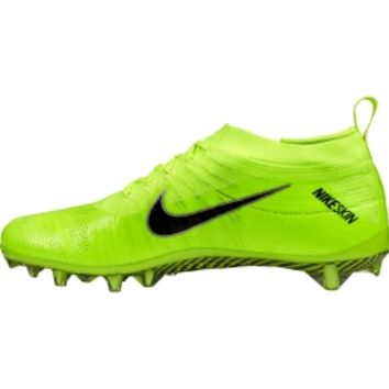 Nike Men's Vapor Ultimate Football Cleat - Volt/Black | DICK'S Sporting Goods