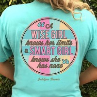 Jadelynn Brooke A Wise Girl Knows Her Limits, A Smart Girl Knows She Has None