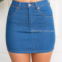 Denim Dreams Skirt