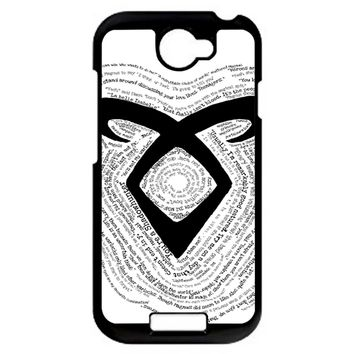 Shadowhunters HTC One S Case