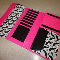 Duct/Duck Tape Womens Clutch Wallet by lahanap on Etsy