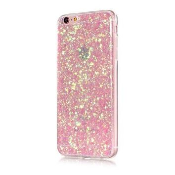 Sparkle Glitter Phone Case for iPhone 6 6s 7 7plus