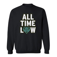 All Time Low Unique Logo Art Sweater - zz Unisex Sweaters