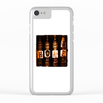 Copper home Clear iPhone Case by Jessica Ivy