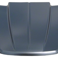 2005 Hood, Cowl Induction, 2 inch Cowl, CHEVROLET Colorado