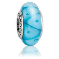 Authentic Pandora Jewelry - Looking Glass Turquoise