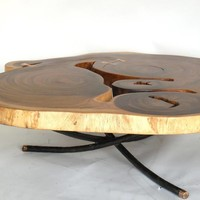 Freeform Coffee Table